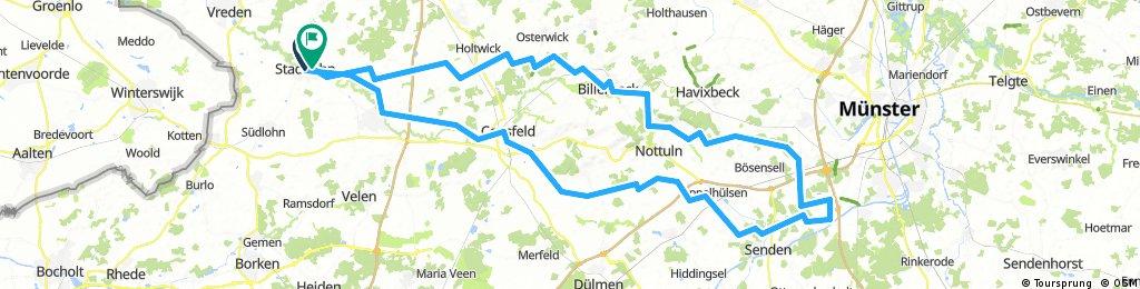 Bösensell, Appelhülsen, Dortmund Ems Kanal