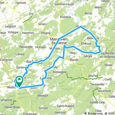 Les Vignes D'Antan 2018 (95km)