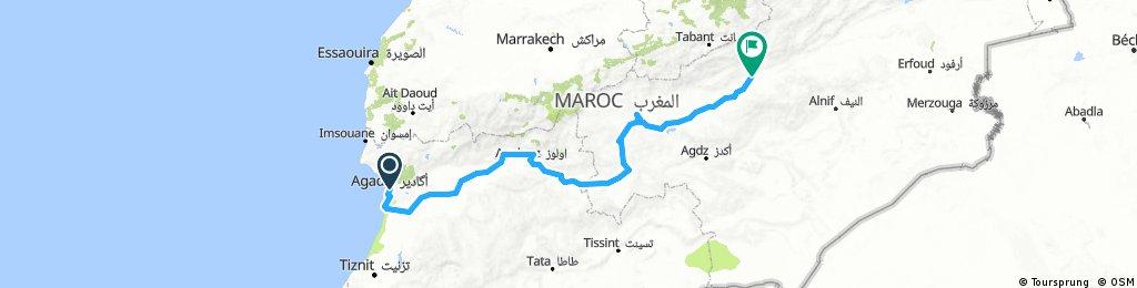 Maroko Week 1