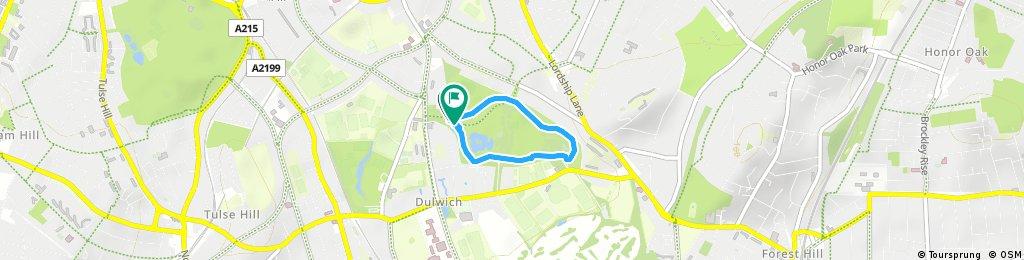 John Dulwich park