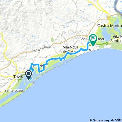 Coastal Sotavento Touring