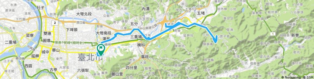 汐平路5公里