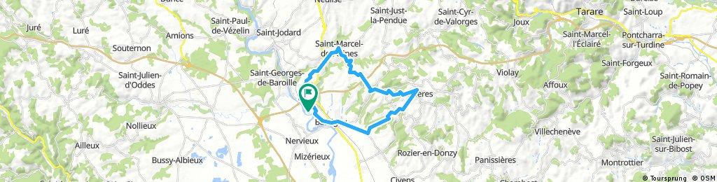 Balbigny_Bussières_30km