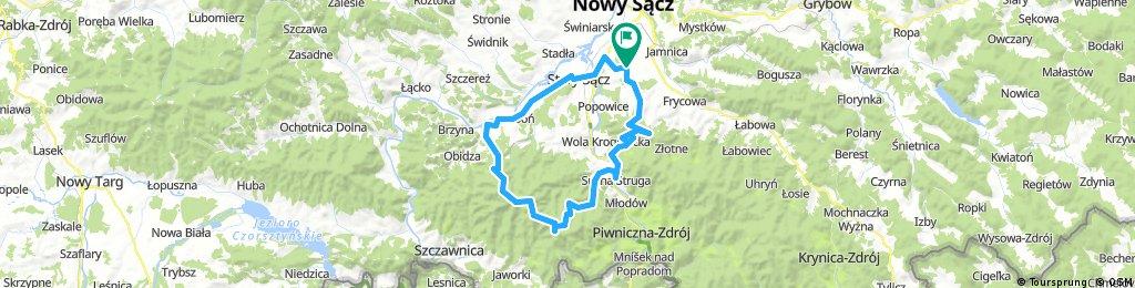 Nowy Sącz-Jazowsko-Przechyba