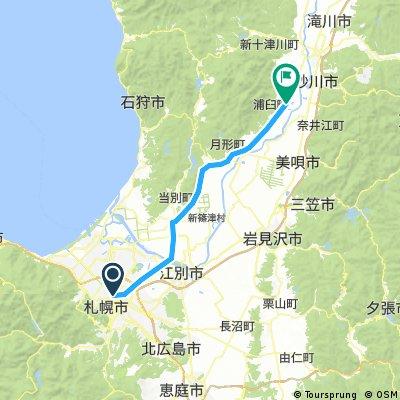 北海道單車