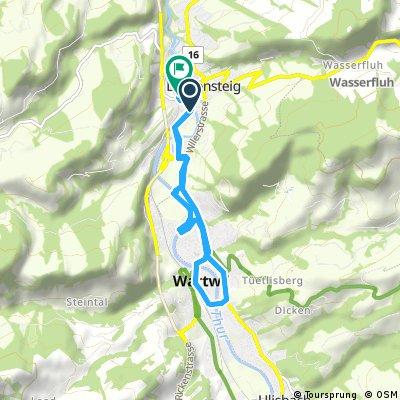Lichtensteig-Wattwil