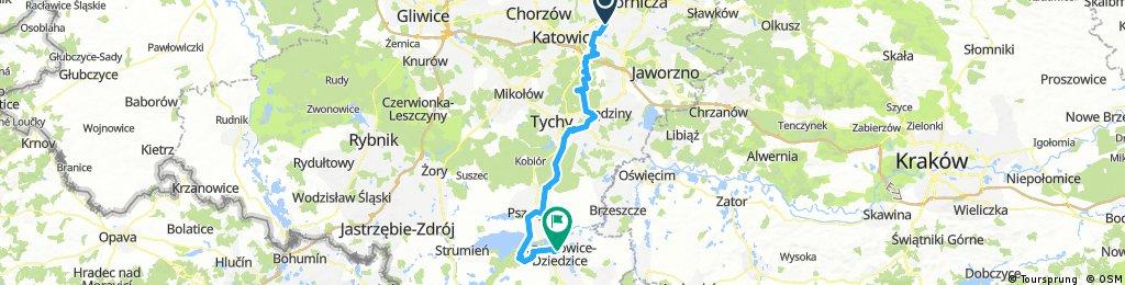 Do Pszczyny i Czechowic wiosną