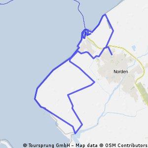 Utlandshörn Route 4