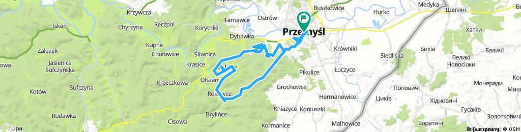 Przemyśl - MEGA - Kellys Cyklokarpaty 2018