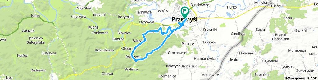 Przemyśl - HOBBY - Kellys Cyklokarpaty 2018