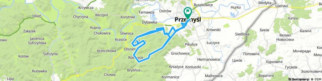 Przemyśl - GIGA - Kellys Cyklokarpaty 2018