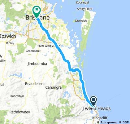1.To Brisbane