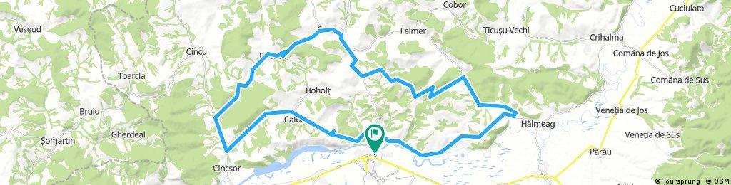 Cursa 70 km Bikeathon 2018