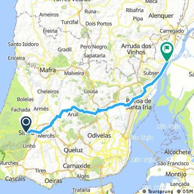 1. Sintra - Vila Franca de Xira