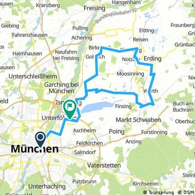Munich Erding Loop - 90