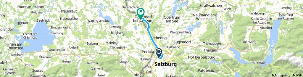 1 Route von Salzburg Prämiere