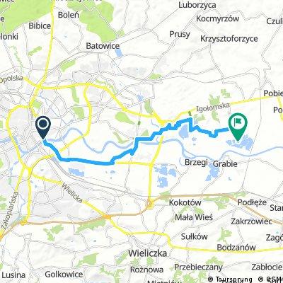 Krakow - Przylasek Rusiecki