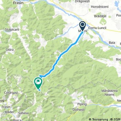 Malini - Pasul Stanisoara