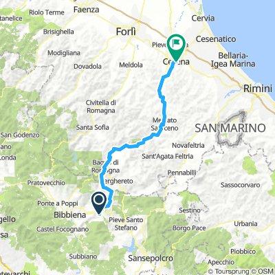La Verna-Cesena