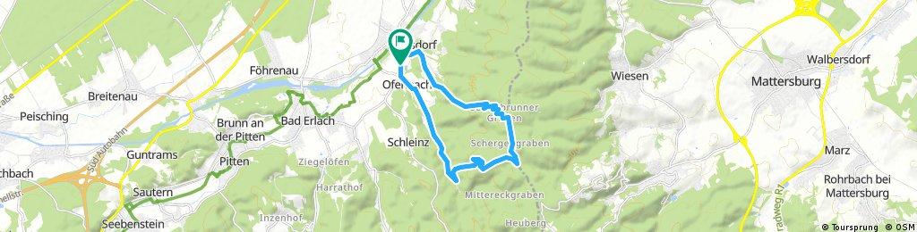 Lanzenkirchen: Rosalientour
