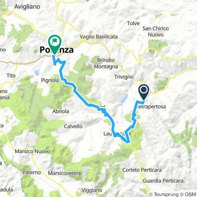 Castelmezzano Potenza