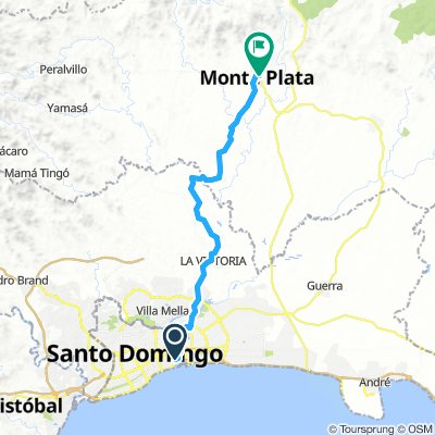 SD La Choza  - Monte Plata