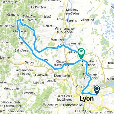 Lyon Chambost Lyon