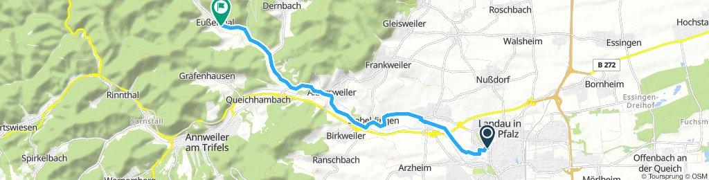 Landau - Eußerthal