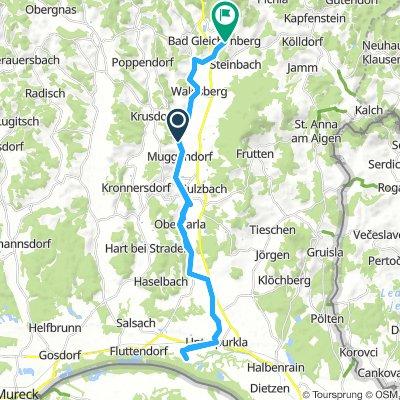 radweg 54 gleichenberg