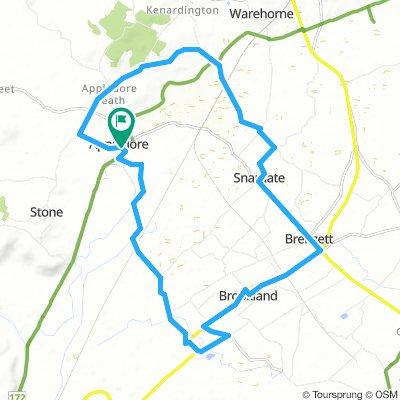 Tour of Appledore