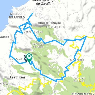 La Palma: Schöne Radtour in Norden der Kanaren-Insel