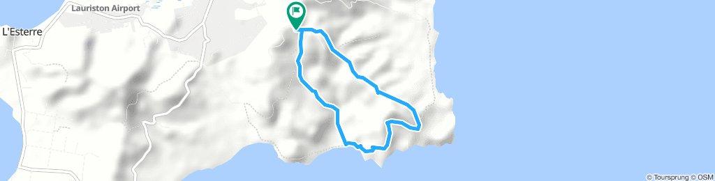 Mt Royal to Sabazan and return via Kendeace