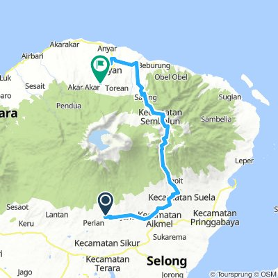 Day 4 - Lombok Ride 2018