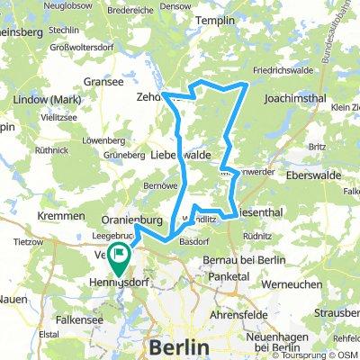 RTF Berliner Bär 150 km