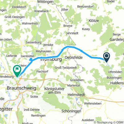 4. Calvörde - Braunschweig