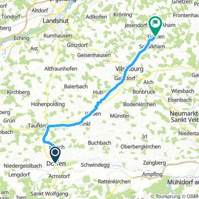 1. Dorfen - Gerzen