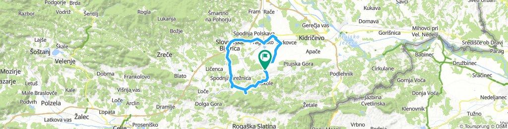 2018 Mostečno - Poljčane - Slovenska Bistrica - Šikole - Mostečno