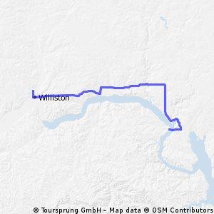 Day 20: Williston to New Town