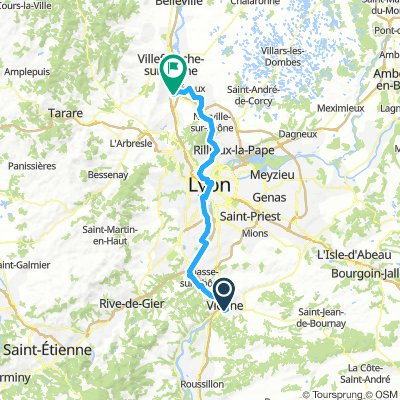 3- Villefranche-sur-Saône - Vienne