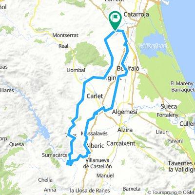 Canal Túria-Xúquer-Séquia Reial Xúquer