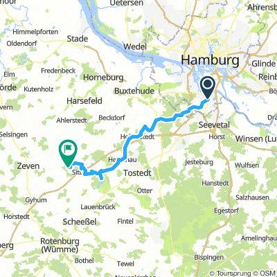 Harburg - Groß Meckelsen