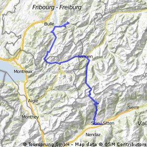 Charmey-Gsteig-Sion