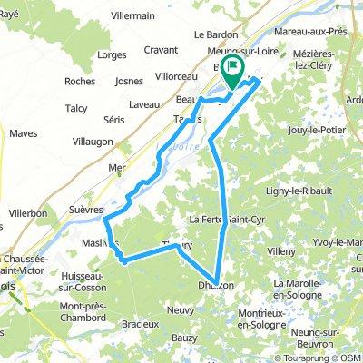 Blois/orleans 2 longer version