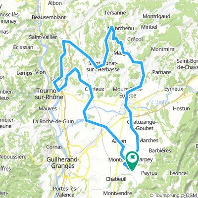 3 Vercors/Drôme : collines nord