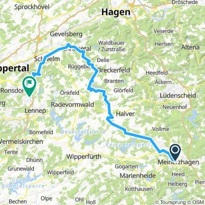 Ennepetal-Radwanderung