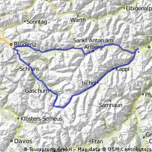 Arlbergrunde