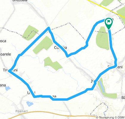 Gulia big route