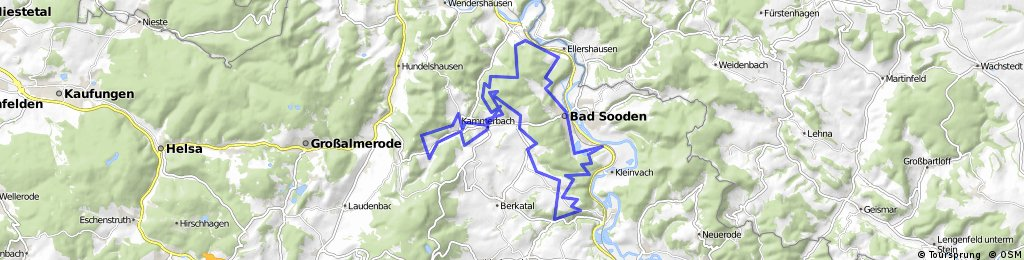 5 - Rund um das Soodener Bergland