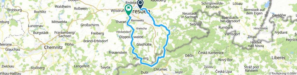 Dresden - Osterzgebirge - Freital