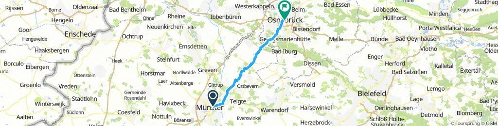 TR2.4 Münster - Osnabrück